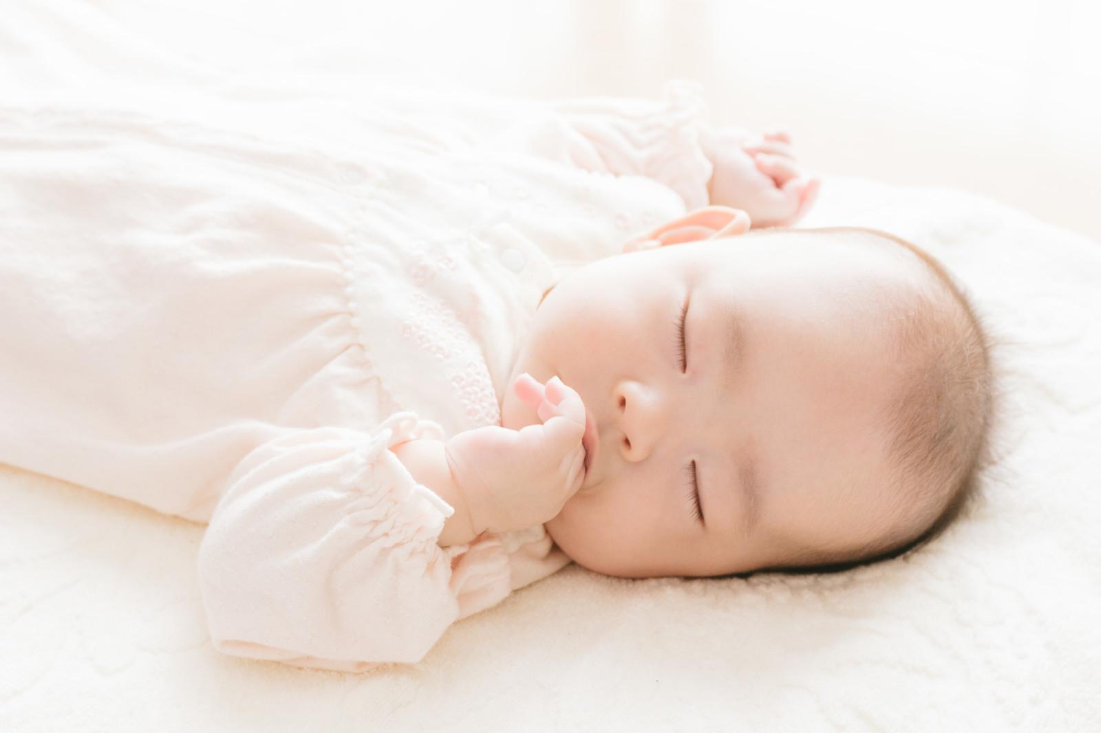 育休赤ちゃん